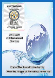 41 International Directory 2019-2020