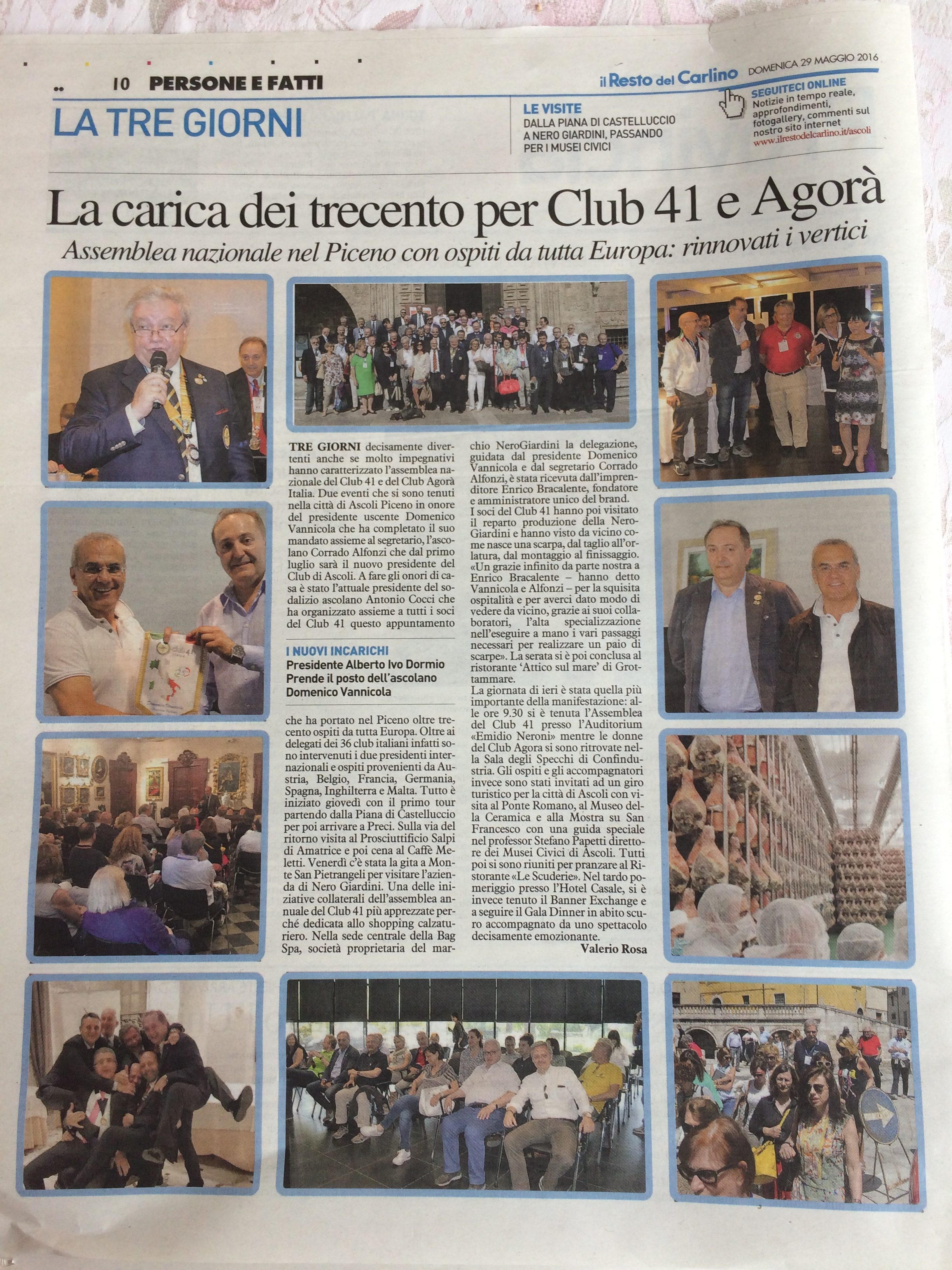 newspaper_AGM Italy