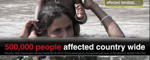 Flood Relief Flyer