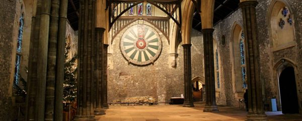The-Great-Hall-Round-Table-Winchester-England