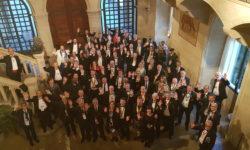 """41 HYM 2017 Italy: """" la la la"""" Video San Marino  """"Consiglio Grande e Generale"""""""