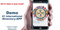 HYM 2017 – Präsentation 41 International APP