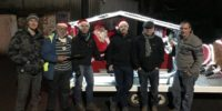 Sunday Santa Poynton Round Table Float Nite [Lawrence Bamber]