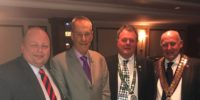 41Club Heart Of England Dinner with Queens Former Body Guard [Marcus Jones]