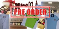 41 AGM: Pre-order goods – jewellery, chocolate, beer, polo shirts .. buy now!