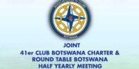CHARTER 41 Club Botswana 25. August 2018 in Gaborone, Botswana
