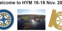 HYM Sweden OTS & Tangent 16-18 Nov. 2018 in Hindås