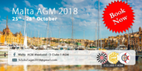 41 Club Malta – AGM 2018 #sidebyside with RT AGM and LC AGM 25. – 28. October 2018