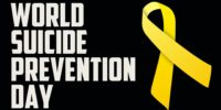World Suicide Prevention Day September 10th 2018 [Marcus Jones]
