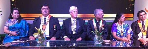 38th National AGM Association of 41 Clubs of India, 22.-23. 09 Chandigarh! [Ulrich Suppan]