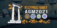 AGM 41 Cyprus 9th-12th September