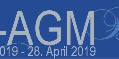 Presentation 41 AGM 2019 Belgium PréTours & 43th AGM