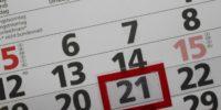 INTERNATIONAL (postponed) EVENTS 2020/2021